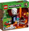 LEGO LEGO 21143 Minecraft Le portail du Nether 673419281553