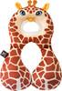 BenBat Support de cou et tête 1-4 ans girafe 7290135003035