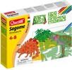 Quercetti Pochoirs dinosaures Sagome Quercetti 2613 8007905026137