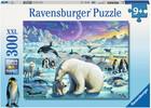 Ravensburger Casse-tête 300 XXL A la rencontre des animaux polaires 4005556132034