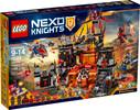 LEGO LEGO 70323 Nexo Knights Le repaire volcanique de Jestro (août 2016) 673419247290