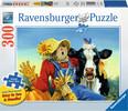 Ravensburger Casse-tête 300 Large Duo champêtre 4005556132225