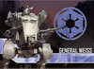 Fantasy Flight Games Star Wars Imperial Assault (en) ext General Weiss Villain Pack (AT-ST) 9781633440210