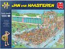 Jumbo Casse-tête 1000 Jan van Haasteren - Embouteillage à la piscine 8710126200391
