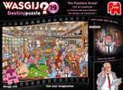 Jumbo Casse-tête 1000 wasgij destiny #19 La Taverne des Deux-Puzzles ! 8710126191668
