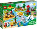 LEGO LEGO 10907 Les animaux du monde 673419301961