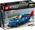 LEGO LEGO 75891 Speed Champions La voiture de course Chevrolet Camaro ZL1 673419304511
