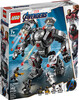 LEGO LEGO 76124 Super-héros L'armure de War Machine, Avengers 673419303095