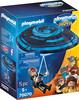 Playmobil Playmobil 70070 Playmobil le film Rex Dasher avec parachute 4008789700704