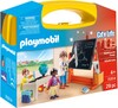 Playmobil Playmobil 70314 Mallette transportable École 4008789703149