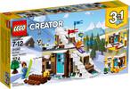 LEGO LEGO 31080 Creator Le chalet de montagne 673419282826