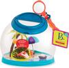 B. Brand Cage à insectes (bocal) dôme de luxe (Tiki Retreat) 062243330535