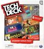 Tech Deck Tech Deck Skate Shop ensemble bonus, 6 planches skateboards à doigt Enjoi 778988315521
