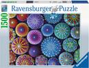 Ravensburger Casse-tête 1500 Un point à la fois 4005556163656