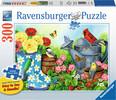 Ravensburger Casse-tête 300 Large Prêt pour jardiner ! 4005556132232