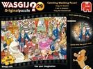 Jumbo Casse-tête 1000 wasgij original #29 Lancer du bouquet 8710126191590