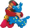 Ledraplastic Rody le cheval sauteur, bleu, animal sauteur 45 kg / 100 lbs 8001698070131