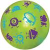 """Fabricas Selectas Ballon vert extraterrestre 8"""" non gonflé (Inflate-a-ball) 754316132022"""