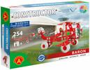 Constructor Constructor Triplan Baron, 254 pièces en métal 5906018016550