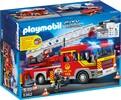 Playmobil Playmobil 5362 Camion de pompier avec échelle pivotante et sirène (juin 2015) 4008789053626