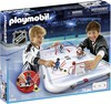 Playmobil Playmobil 5068 LNH Jeu d'hockey patinoire de hockey (NHL) (oct 2015) 4008789050687