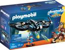 Playmobil Playmobil 70071 Playmobil le film Robotitron avec drone 4008789700711