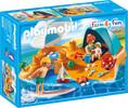 Playmobil Playmobil 9425 Famille de vacanciers et tente 4008789094254