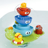 Yookidoo Fontaine de bain à batterie et figurines interchangeables 020373401150