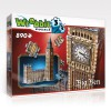 Wrebbit Casse-tête 3D Big Ben, Londres, Royaume-Uni (890pcs) 665541020025