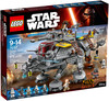 LEGO LEGO 75157 Star Wars L'AT-TE du Capitaine Rex (juin 2016) 673419248624