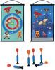 Scratch Scratch jeu de dards/fléchettes à ventouse double-face Super Héros 5414561820550
