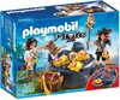 Playmobil Playmobil 6683 Pirates et trésor royal (août 2016) 4008789066831