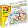 Quercetti FantaColor Transparent Basic 150pcs Quercetti 0653 8007905006535