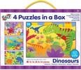 Galt Toys Casse-tête progressif 12-16-20-24 dinosaures 5011979576767
