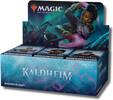 Wizards of the Coast mtg kaldheim draft booster box Francais 5010993661992