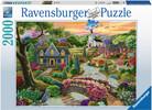 Ravensburger Casse-tête 2000 Vallée enchantée 4005556167036
