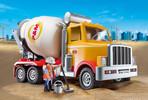 Playmobil Playmobil 9116 Camion malaxeur à ciment 4008789091161