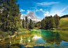 Clementoni Casse-tête 1500 le lac bleu 8005125316809