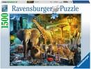 Ravensburger Casse-tête 1500 Le portail 4005556163625