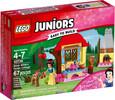 LEGO LEGO 10738 Juniors La chaumière de Blanche-Neige dans la forêt, Princesse 673419266772
