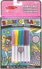 Melissa & Doug Bloc de vitraux à colorier conte de fées de voyage Melissa & Doug 30301 000772303019