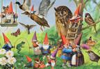 Jumbo Casse-tête 1000 une promenade en forêt avec les gnomes 8710126183229