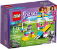 LEGO LEGO 41303 Friends L'aire de jeux des chiots 673419264907