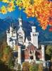 Ravensburger Casse-tête 1500 château de Neuschwanstein automne, Allemagne 4005556163861