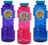 Imperial Toy Liquide à bulles 16 oz (Super Miracle Bubble) (unité) (varié) 076666213979