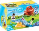 Playmobil Playmobil 70269 Balancoire aquatique avec arrosoir (avril 2021) 4008789702692
