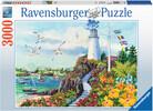 Ravensburger Casse-tête 3000 Le phare dans le Paradis 4005556170739
