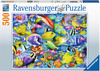 Ravensburger Casse-tête 500 Embouteillage tropical 4005556147960