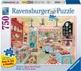 Ravensburger Casse-tête 750 Large Les délices de la boulangerie 4005556168033