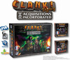Origames Clank! Legacy (fr) Acquisitions Incorporated Base + extention + extention